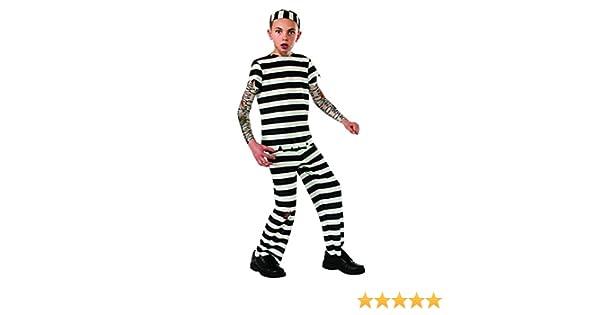 Jailbreak Child Costume