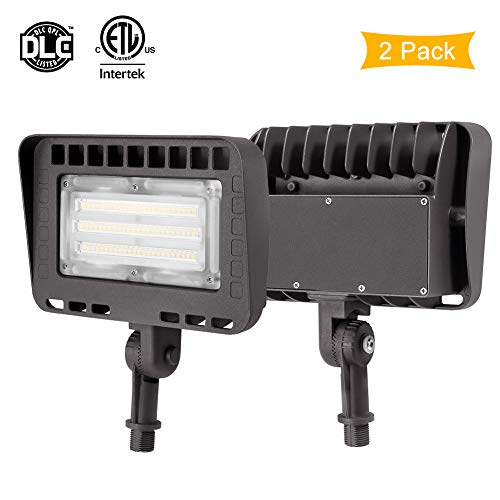 LIGHTDOT 2 Pack 70W LED Flood Light
