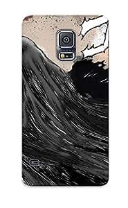 New Arrival Spanishlogy Hard Case For Galaxy S5 (RChQOlK4115ctMEb)