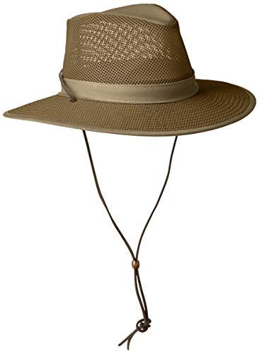 Henschel Hats Breezer Aussie Hat, Brown, 2X-Large ()