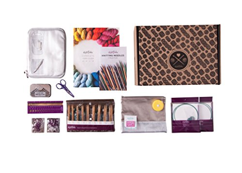 Knit Picks Exclusive Knitting Needles, Tools, and Notions Kit (Essential) by KnitPicks