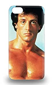 Iphone Design High Quality Sylvester Stallone American Male Sly Rocky Cover 3D PC Case With Excellent Style For Iphone 5c ( Custom Picture iPhone 6, iPhone 6 PLUS, iPhone 5, iPhone 5S, iPhone 5C, iPhone 4, iPhone 4S,Galaxy S6,Galaxy S5,Galaxy S4,Galaxy S3,Note 3,iPad Mini-Mini 2,iPad Air )