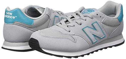 Zapatillas 36 Gw500 Gris Balance grey New Para Eu 5 turquoise Mujer wSRAnRqWE