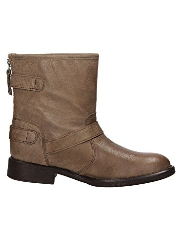 Guess - Botas para mujer Marrón Taupe Taupe