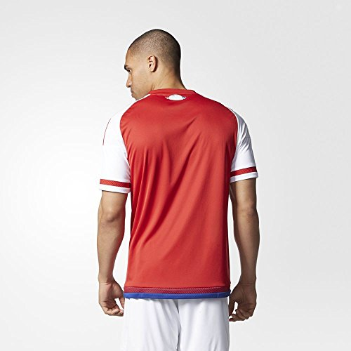 Adidas Paraguay Home Jersey-WHITE (XL)