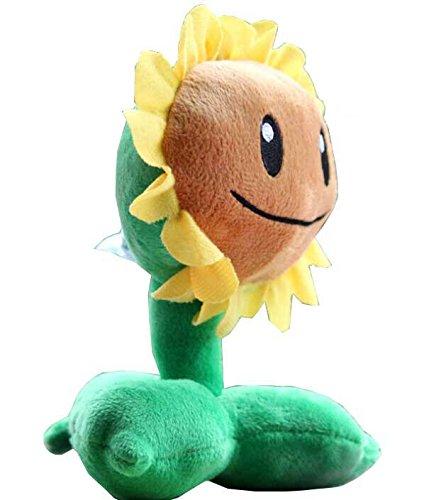 Plants Vs Zombies Garden Warfare Plush Toy Sunflower PVZ