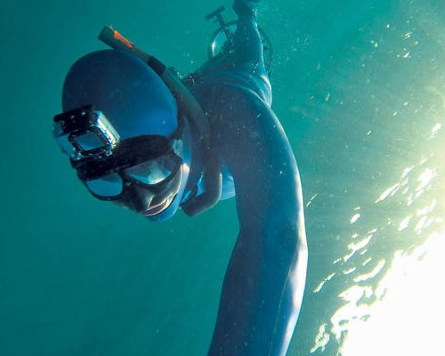 GoPro Original AHDEH-301 197' / 60m Waterproof Underwater Protective Dive Housing with Standard, Skeleton and BacPac Backdoors for Hero 3, Hero 3+, Hero 3 Plus, Hero 4 Camera