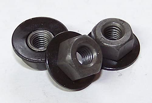 AUVECO #15329 FREE SPINNING WASHER NUTS 50PCS PER PKG.