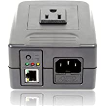 3Gstore Remote Power IP Switch - 1 Outlet (Ez-22b)