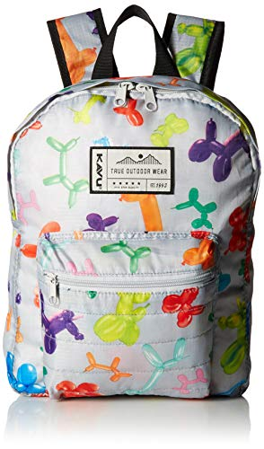 Balloon Zoo - KAVU Women's Petite Pack outdoor-backpacks, Balloon Zoo, One Size