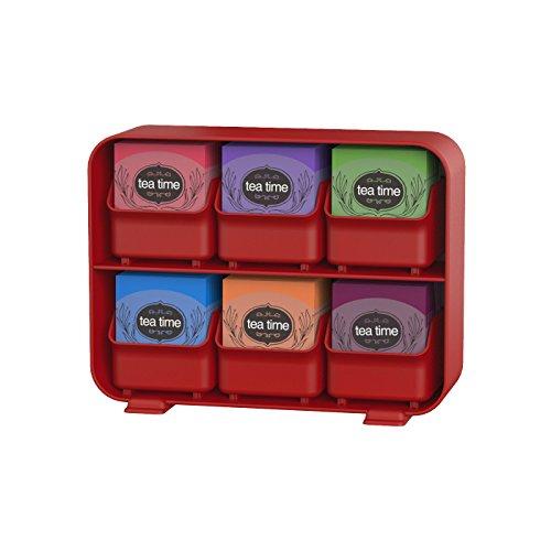 Red Tea Box - 6