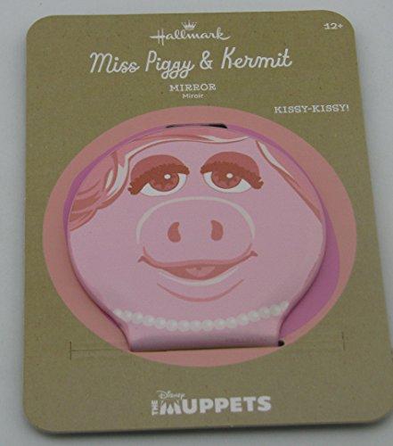 Hallmark MUP5038 The Muppets Miss Piggy & Kermit Mirror ()