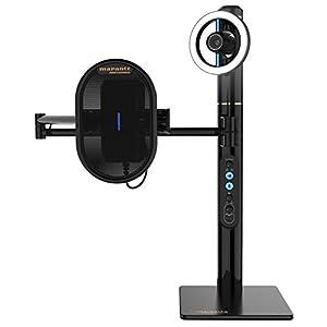 Flashandfocus.com 41dubrkEHwL._SS300_ Marantz Professional Turret - USB-C Broadcast Video System with Full HD webcam (H.264 video compression), USB condenser…