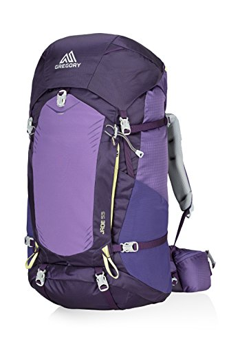 Gregory Lightweight Backpack - Gregory Mountain Products Jade 53 Liter Women's Backpack, Mountain Purple, Small