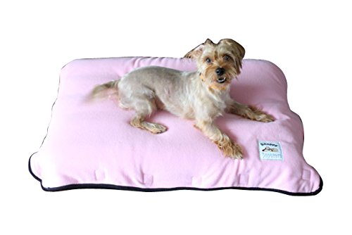 medium-inflatable-dog-bed-with-replaceable-cover-pink