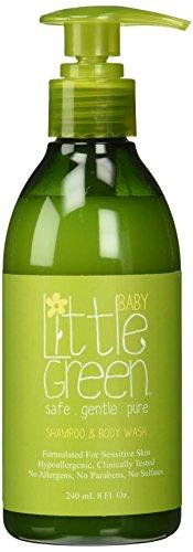 Little Green Baby Shampoo & Body Wash, 8.0 fl. oz. ()