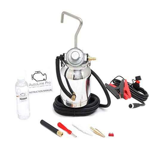 AutoLine Pro EVAP Vacuum Automotive Smoke Machine Leak