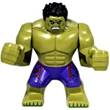 VÉRITABLE Lego Age of Ultron - INCROYABLE HULK Photo grand format Mini figurine - séparé de 76031 Set