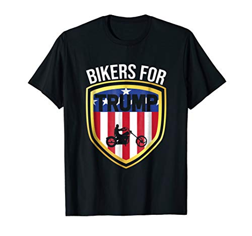 Bikers For Donald Trump 45th President Trump 2020 T-shirt