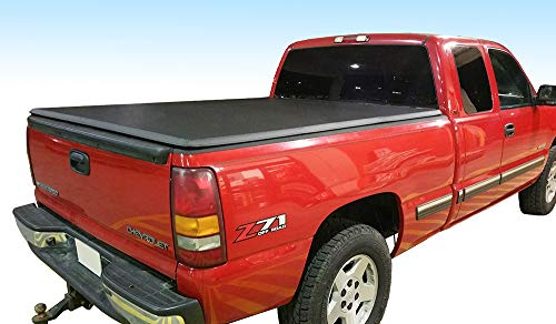 Maxmate Tri Fold Truck Bed Tonneau Cover Works With 1988