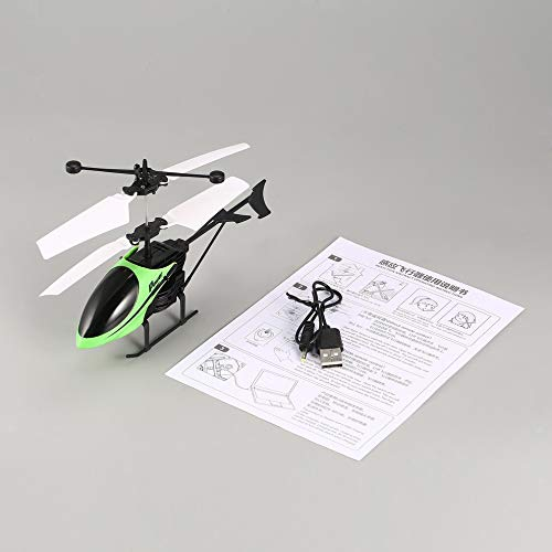HGJVBFGH1 D715 Flying Mini Infrared Induction RC Helicopter Drone ...