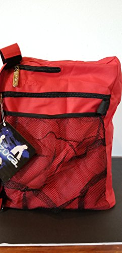 ZUCA Sport-Insert Bag/Color red - NO Frame Included by ZUCA (Image #6)