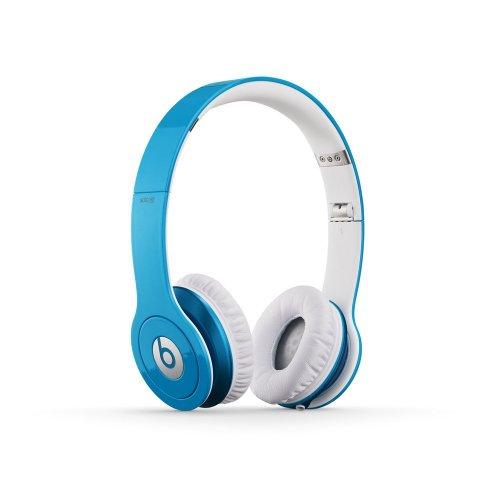 Beats Solo HD On-Ear Headphone - Light Blue (Certified Refurbished)
