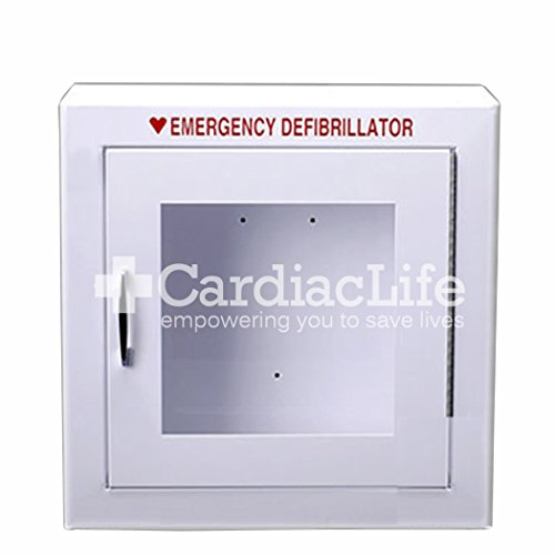 AED Cabinet with AED Signs ()