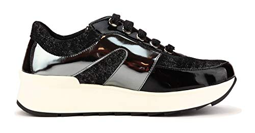 Fer Flexx The Gris Femme Sneaker Swan Betty 7Pxnwxq1vZ