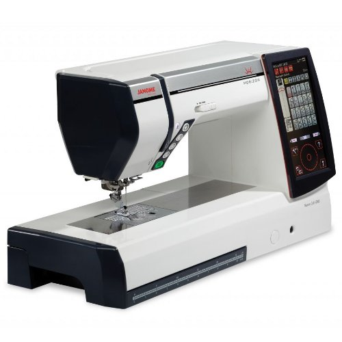 Janome Horizon Memory Craft 12000 Review