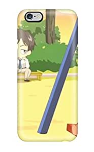 Flexible Back Case Cover For Iphone 6 Plus - Wake Up: Girl Zoo! Episode 1(3D PC Soft Case)