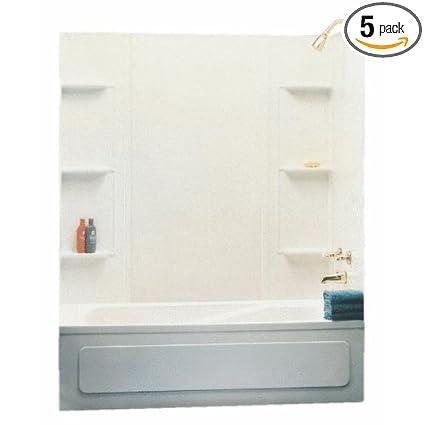 MAAX 101604-000-129 Bathtub Wall Kit - Bathtub Walls And Surrounds ...