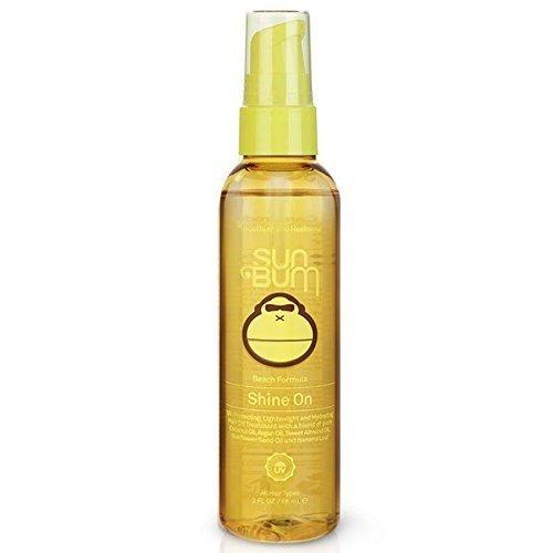 Sun Bum Beach Formula Shine On Hair Treatment, 3 Oz by Sun Bum
