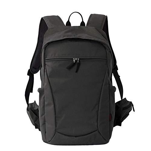 Camera Backpack Waterproof Canvas Bag for Men and Women SLR Digital Camera Bag Black and Blue Laptop Backpack Leisure…
