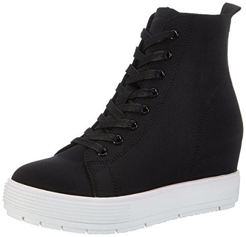 Meti 00 para Fornarina Mujer Black Zapatillas Negro gYgxqdw