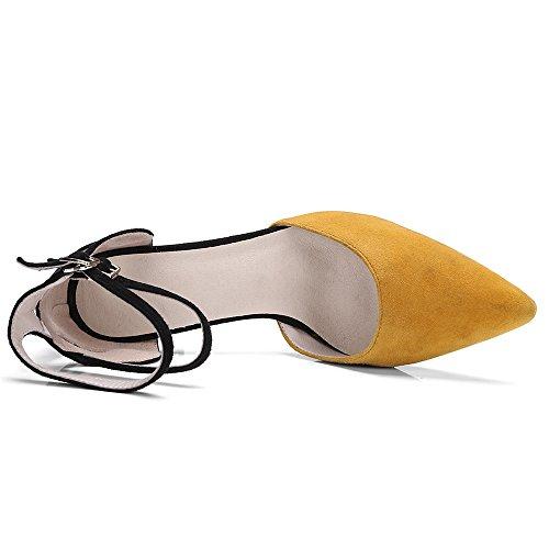 Nine SevenHeels - Zapatos de tacón  mujer amarillo