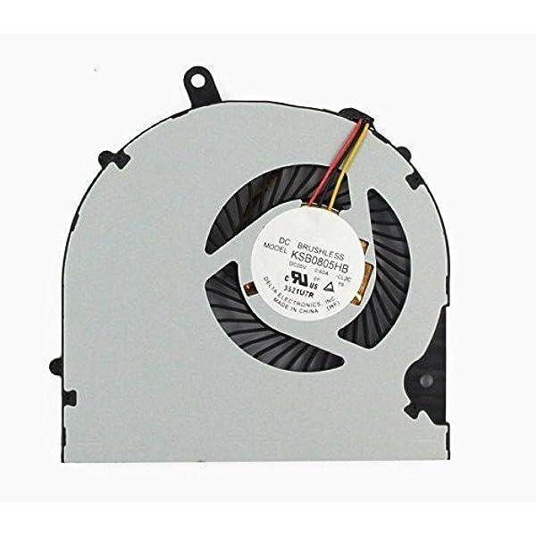 For Toshiba Satellite C850-B819 CPU Fan
