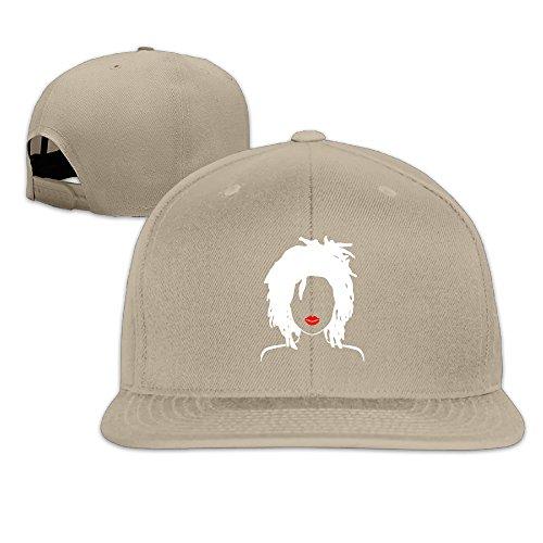 Global Couture Locs & Lipstick Cotton Baseball Caps Snapback Plain - Couture Hat Trucker