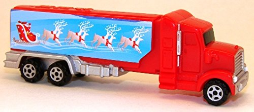 Pez Santa's Hauler Truck Dispenser with 2 Rolls of Candy (Santa Pez)