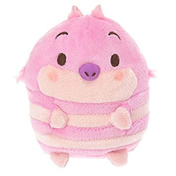 Interactive Studios Disney Store ufufy stuffed (S) Cheshire Cat Alice in Wonderland TSUM TSUM Japan