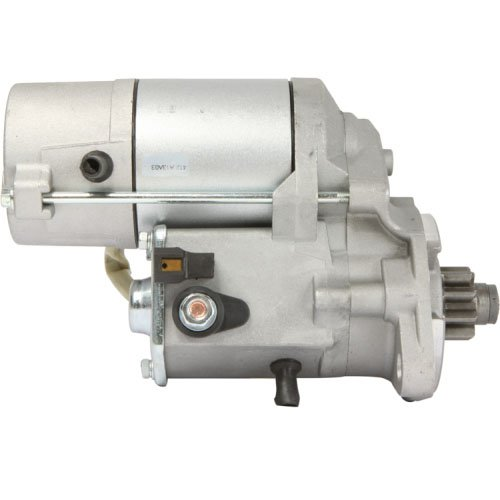 DB Electrical SND0343 New Starter For Kubota KX121-3 Excavator V2203MEBH 42HP Diesel 05-13 /Tractors Compact L48TL L5240 /Tractors Utility MX5000DT MX5000F /V2403 48HP 50HP /17123-63013, 17123-63016