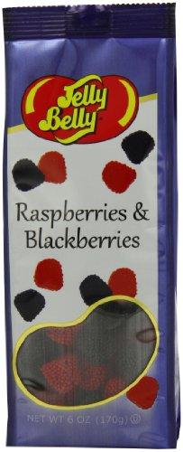 Jelly Belly Gift Bag, Raspberries and Blackberries ()