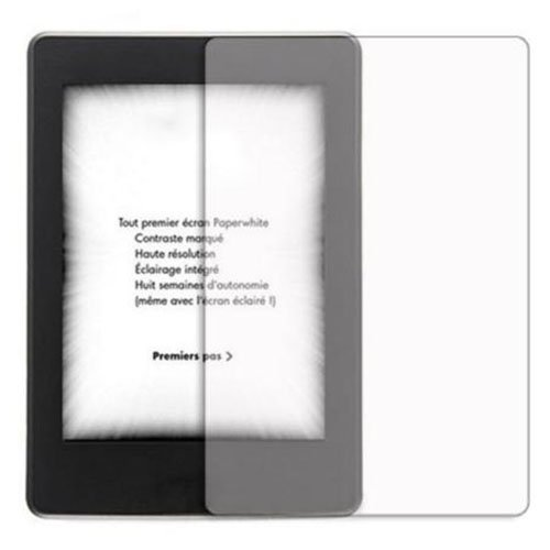 Kindle Paperwhite 1 2 3 Screen Protector - SODIAL(R)9H Tempered Glass Screen Protector Flim For  Kindle Paperwhite 1 2 3 078486