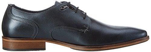 Bullboxer Herren P611 Klassische Stiefel, Blau (Navy), 44 EU