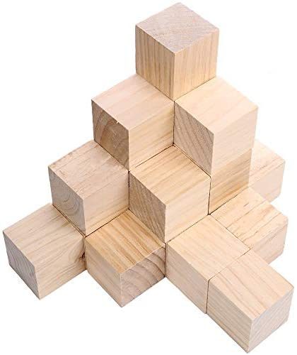 Supla Wooden Unfinished Blocks Showers product image