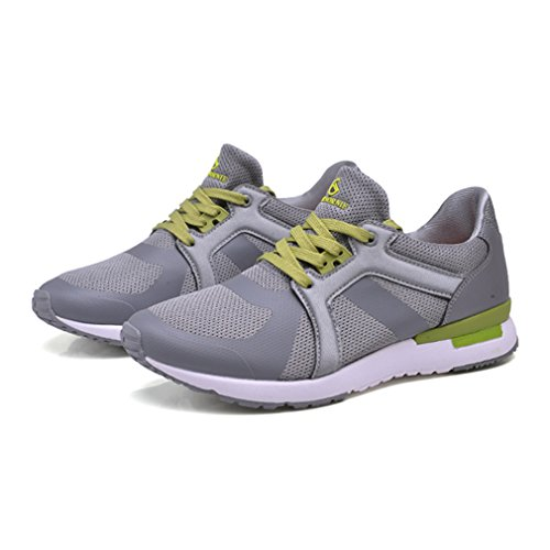 adulto bajo Unisex gris caño XIGUAFR botas de wWvSqnXPPU