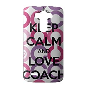 Wish-Store Keep Calm And Love Coach (3D)Phone Case for LG G3