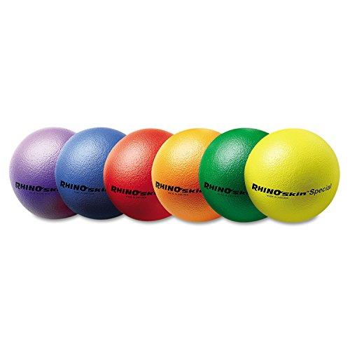 (CSIRS85SET - Champion Sport Rhino Skin Ball Sets)