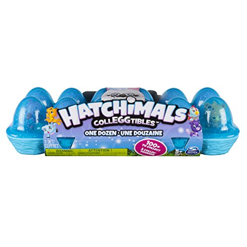 51U8K6306UL Hatchimals CollEGGtibles Season 2 - 12-Pack Egg Carton by Spin Master