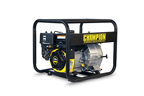 Champion 3-Inch Gas-Powered Semi-Trash Water Transfer Pump by Champion Power Equipment